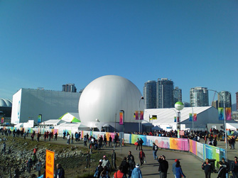2010 Vancouver Olympics - BC Events Management